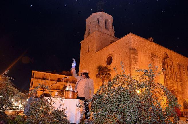 Imagen: 'Daimiel, Pueblo de Brujas' mantiene su participación