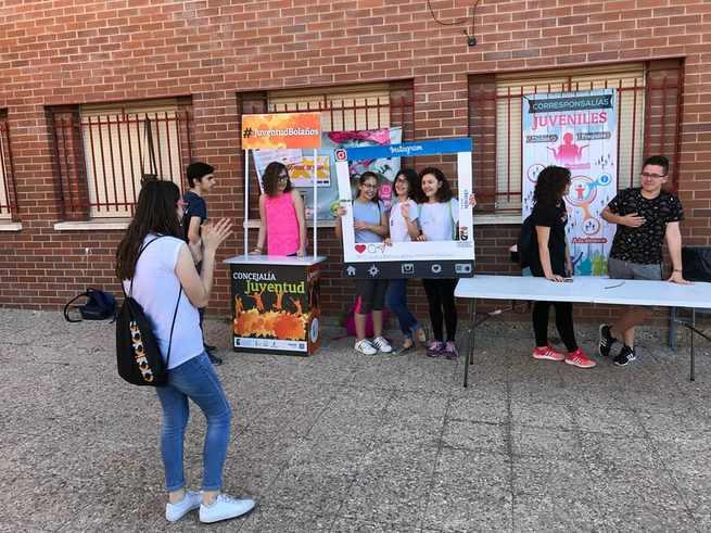 El proyecto de corresponsales juveniles del Ayuntamiento de Bolaños subvencionado con cerca de 10.000 euros junto a once pueblos más de la región