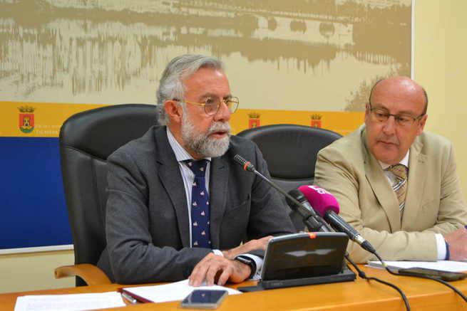 El equipo de Gobierno presenta un presupuesto con 24,2 millones de euros en inversiones