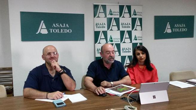 Imagen:  Asaja y la Universidad de Castilla La Mancha estudian fórmulas de cooperación en el mundo agrario