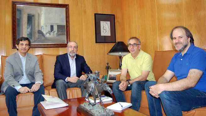 La Cámara de Comercio de Ciudad Real y el IMPEFE reforzarán su colaboración para promover la dinamización económica y empresarial en la capital