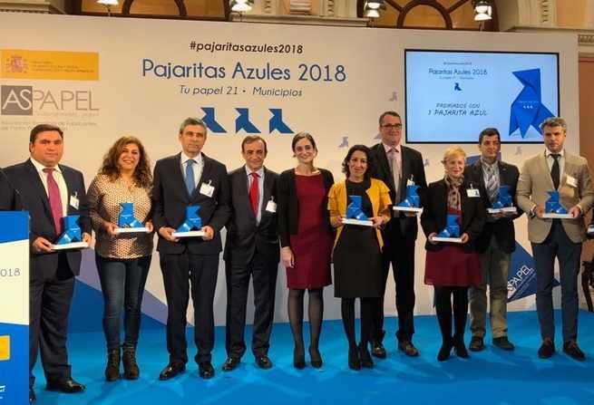 El Consorcio RSU de Ciudad Real recibirá 2 Pajaritas Azules, distinción nacional que reconoce la excelencia en la recogida selectiva para reciclaje de papel y cartón