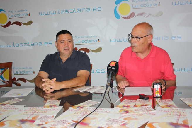 Más de treinta actividaes variadas y para todos los públicos componen la programación de la Feria de La Solana