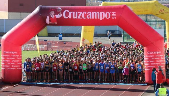 Imagen: La Media Maratón es el día mas grande del deporte en Miguelturra