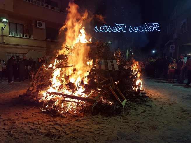 Las fiestas de San Antón en Manzanares, del 12 al 17 de enero