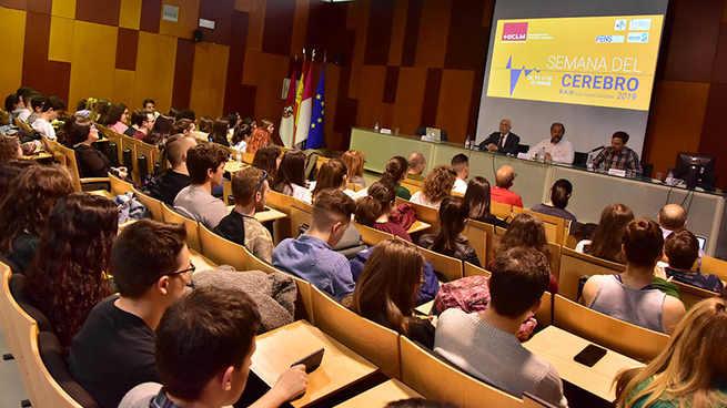La UCLM y Fundación de Parapléjicos organizan en Toledo una nueva edición de la Semana del Cerebro