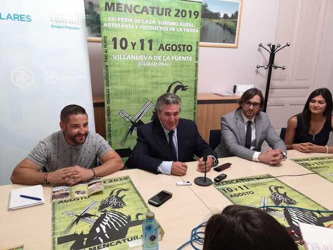 Presentada Mencatur 2019, que alcanza la decimosexta edición