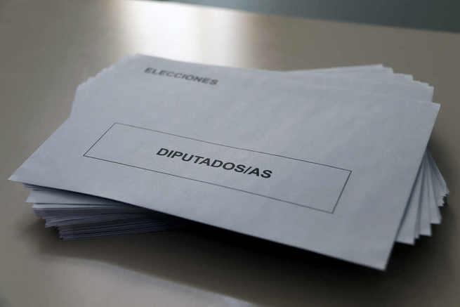 Abierto el plazo para solicitar el voto por correo para las elecciones generales