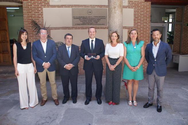 Imagen: Toledo presente en el consejo de gobierno del Spain Convention Bureau que buscará afianzarse en el mercado interno español