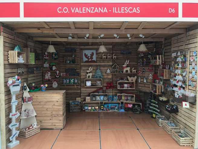 El Valenzana presente en la Feria Regional de Artesanía con nueva imagen
