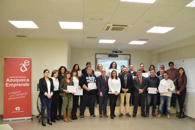 Más de 800 vecinos y vecinas de Azuqueca han mejorado su empleabilidad gracias a las acciones impulsadas por Ayuntamiento y Junta