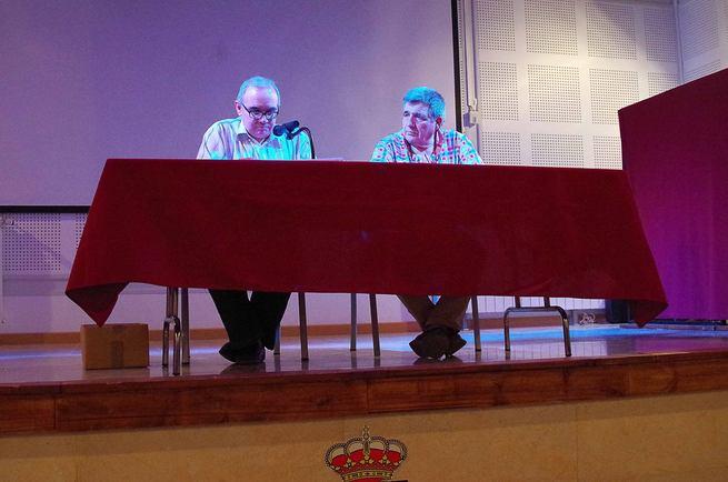 El historiador Aurelio García, prologa la Semana Cultural de Tamajón