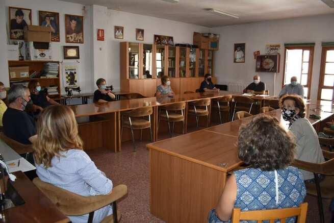 La Universidad Popular de Villarrobledo retrasa el inicio del curso debido a la situación de la pandemia de la COVID-19