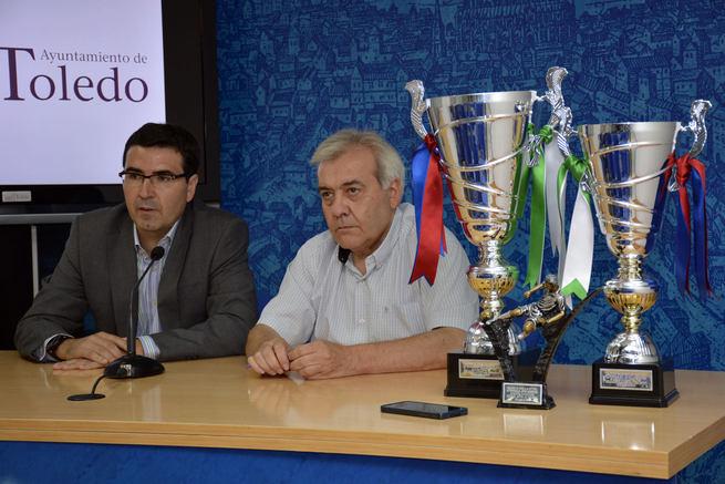 El Villarrobledo, rival del Toledo en el Trofeo de Ferias de Fútbol que se disputa mañana en el Salto del Caballo