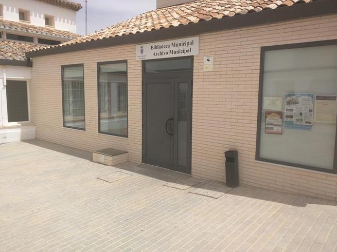 Imagen: La Biblioteca Municipal de Socuéllamos inicia el horario de verano