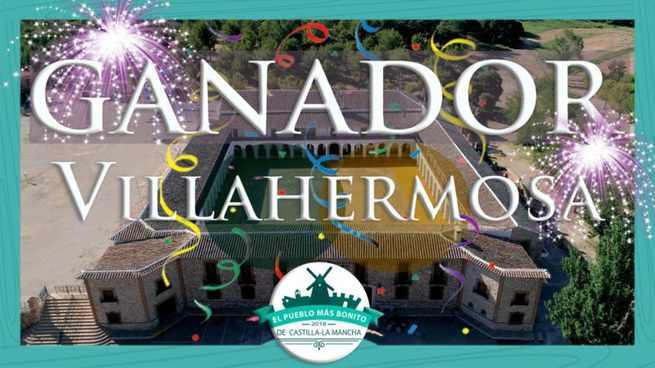 Villahermosa es el pueblo mas bonito de Castilla La Mancha 2018