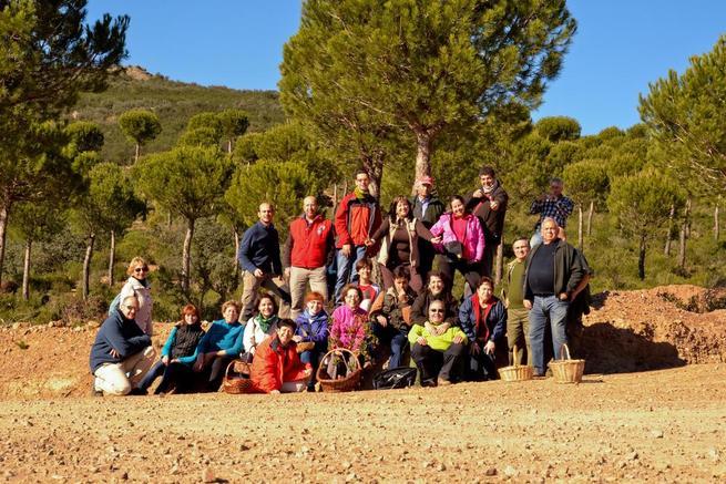 Imagen: Éxito de las IV Jornadas Micológicas de Villarrubia de los Ojos con la participación de unos 150 aficionados