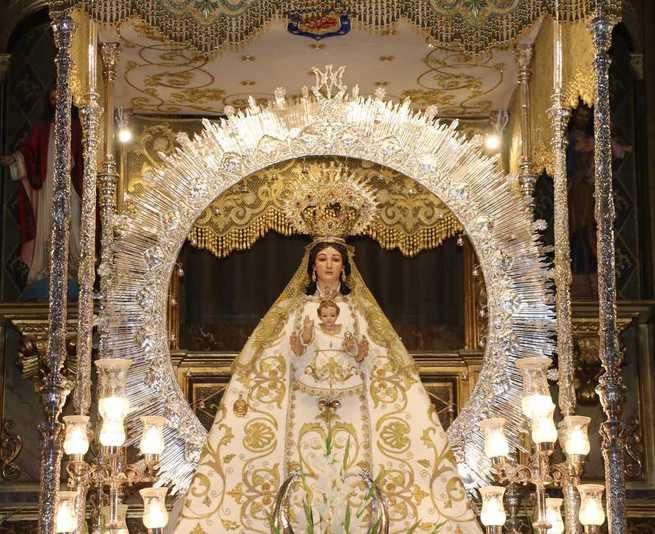Comienzan los actos de culto en honor a la Virgen de la Estrella,patrona de Miguelturra