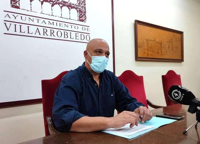 El Ayuntamiento de Villarrobledo adelanta más de 14.000 euros a 10 clubes locales por las subvenciones de 2021