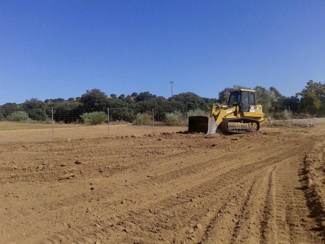 Imagen: El Ministerio de Agricultura inicia las obras del colector Arroyo Aserradero con una inversión de 2,4 millones de euros