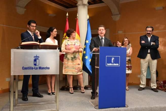 Imagen: Page anuncia reunión a finales de julio con Soria para hablar de Elcogas