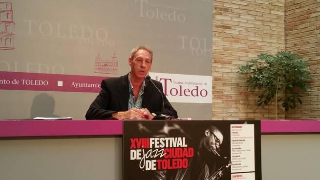 Imagen: El Ayuntamiento de Toledo será escenario del XVIII Festival de Jazz Ciudad de Toledo
