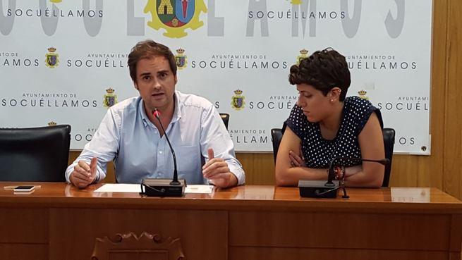 Imagen: El Concejal de Urbanismo anuncia el reasfaltado de varias calles de Socuéllamos