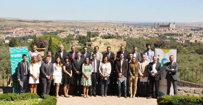 Imagen: La Fundación Caja Rural CLM forma a 25 empresarios de la región en el mundo digital