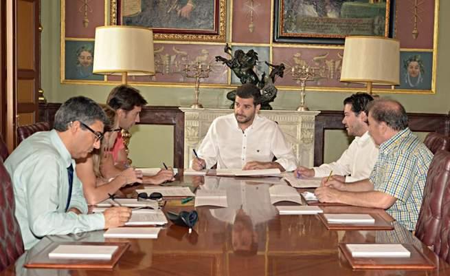 Imagen: Diputación de Ciudad Real y Junta planifican el desarrollo del deporte en edad escolar