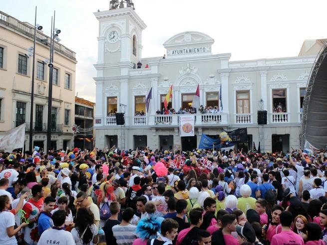 Imagen: El Tarro da el pistoletazo de salida a las Ferias y Fiestas 2015 de Guadalajara
