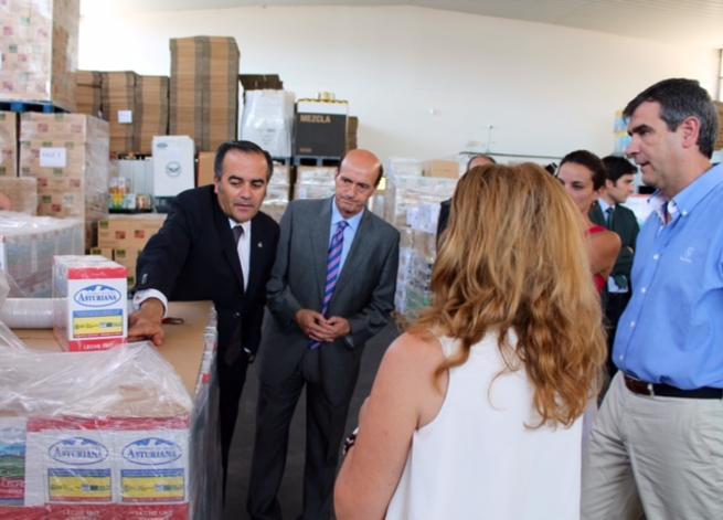 Imagen: El Gobierno de España destina a Castilla-La Mancha 1.646.868kg de alimentos