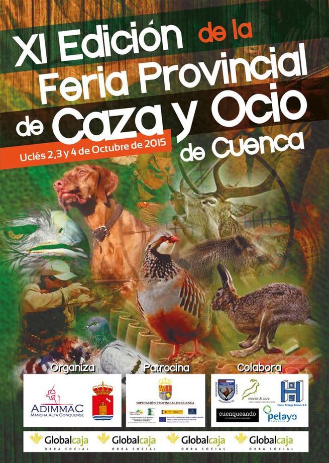 Imagen: La Feria Provincial de Caza y Ocio de Cuenca dará a conocer actuaciones piloto de gestión cinegética