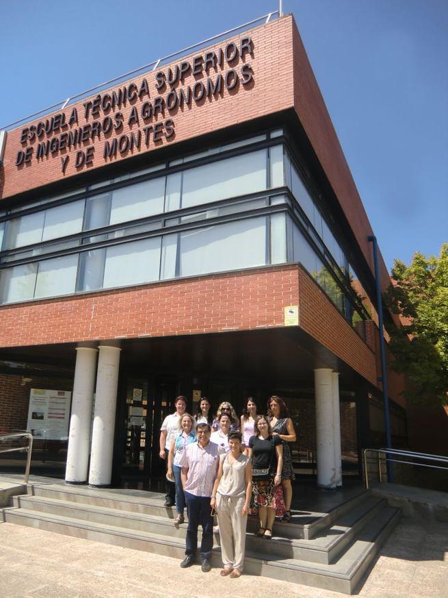 Imagen: UCLM y Universidad de Adelaida (Australia) colaboran en materia vitivinícola