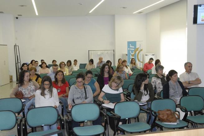 Imagen: Cofarcir celebra un taller sobre el sistema nervioso
