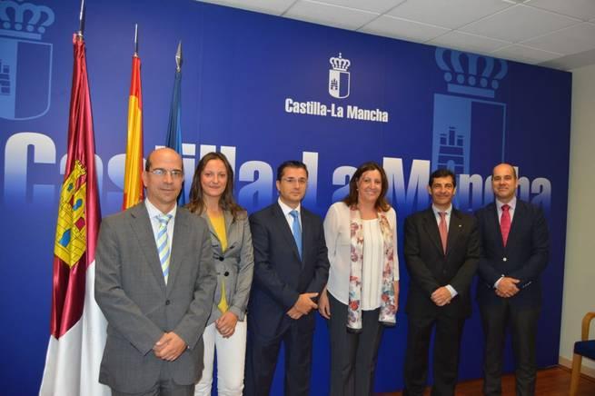 Imagen: Patricia Franco comparte con los CEEI de Castilla-La Mancha la apuesta del gobierno por la innovación empresarial