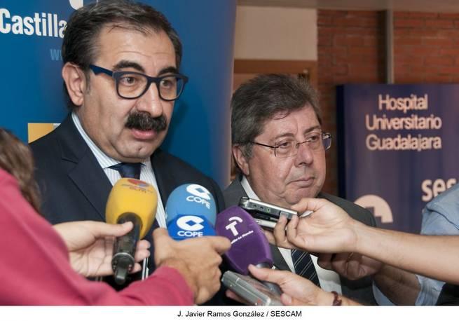 Imagen: Fernández defiende la asistencia sanitaria universal y pública