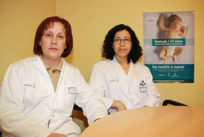 Imagen: Segunda donación multiorgánica en el Hospital de Alcázar de San Juan