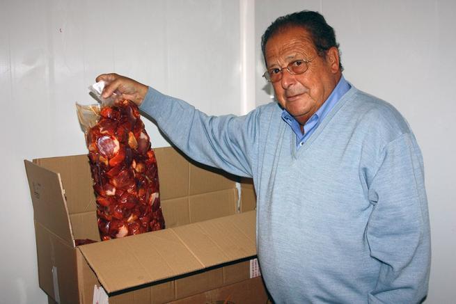 Imagen: Nico Jamones dona más de 400 kilos de carne para los más necesitados de la provincia
