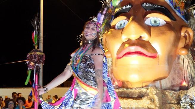 Imagen: Socuéllamos concluye sus feria y fiestas a ritmo de Carnaval