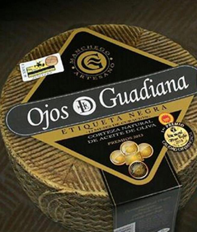 Imagen: La queseria 'Ojos del Guadiana' logra 3 premios internacionales