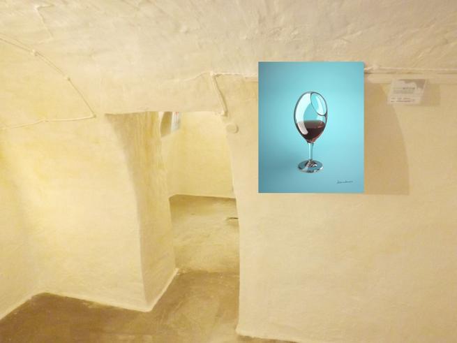 Imagen: Arte Contemporáneo para las estancias de un silo en Villacañas