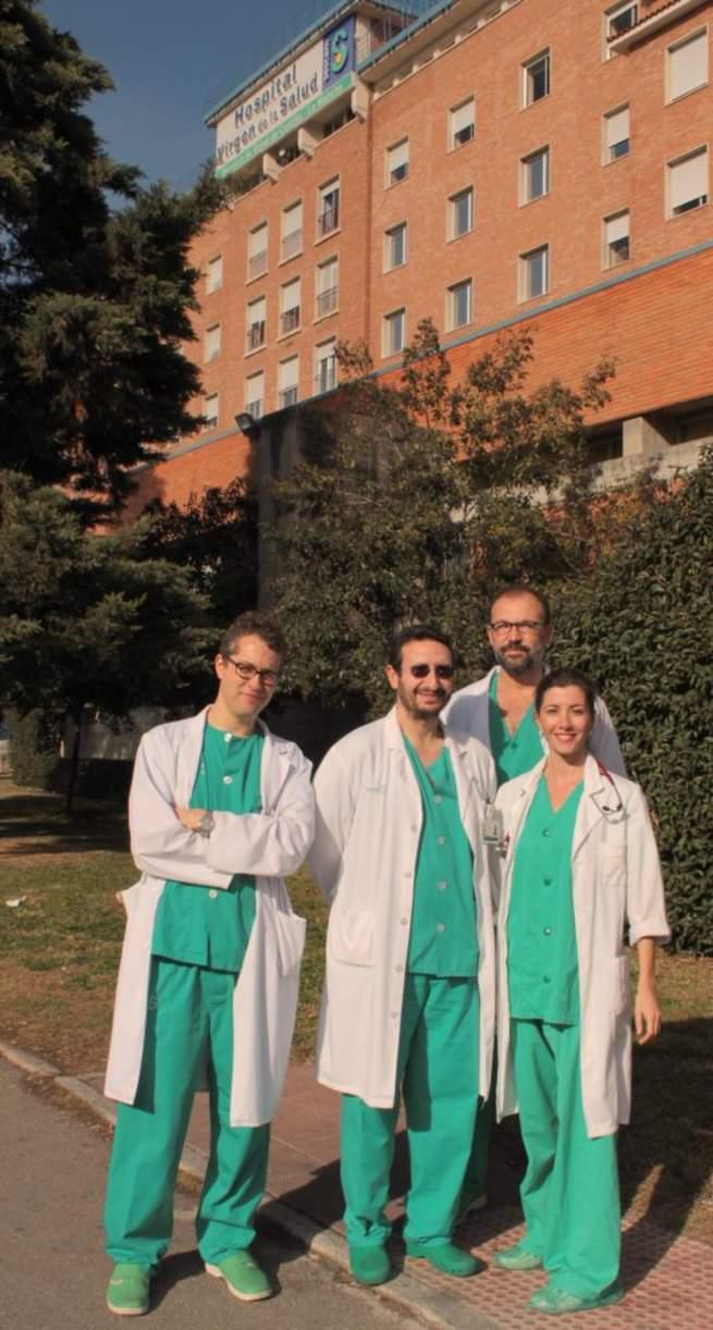 Imagen: El Hospital de Toledo implanta los primeros marcapasos sin cables