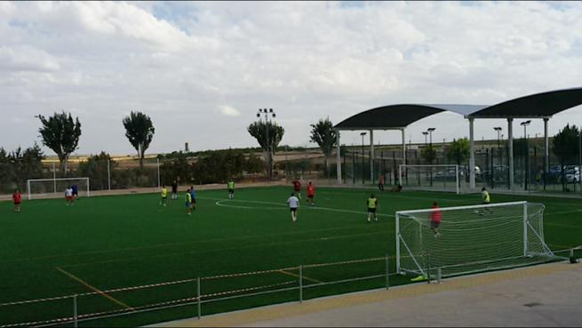 Imagen: Veteranos de Corral de Almaguer retoman la actividad futbolística