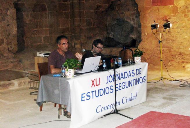 Imagen: Sigüenza rescata su pasado con manuscrito sobre la Guerra de la Independencia