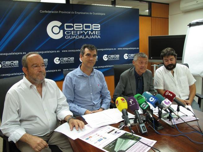 Imagen: El concurso de albaliñería de la provincia de Guadalajara llega a su XVII edición
