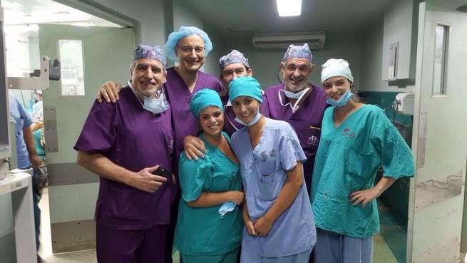 Imagen: Nicaragua recibe ayuda de urólogos de Toledo en intervenciones quirúrgicas