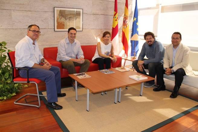 Imagen: Bienestar Social apoya el Servicio de Capacitación CECAP de Toledo, el primero en implantarse en CLM