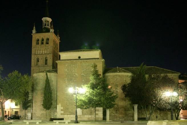 Imagen: Ayuntamiento y Funcave organizan las II Visitas Nocturnas a Illescas