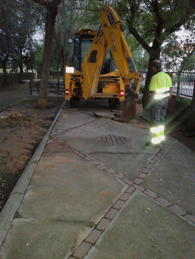 Imagen: El servicio de suministro de agua en Argamasilla de Calatrava se reanudará con la mayor brevedad posible