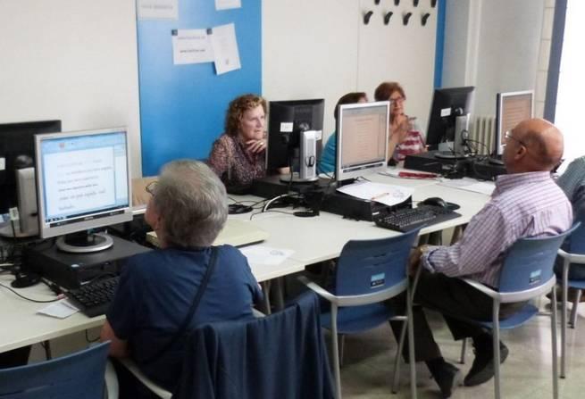 Imagen: Comienza el curso para los mayores en Daimiel